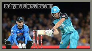 Today BBL T20 50th Match Prediction Brisbane vs Adelaide Dream 11 Tips