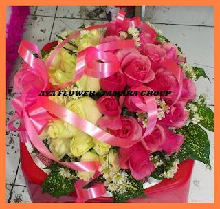 bunga hand bouquet pengantin jakarta timur