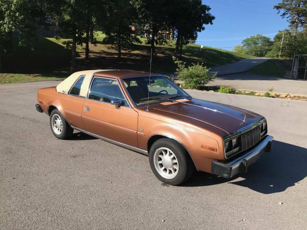 Daily Turismo Talk Of The Town 1979 AMC Concord