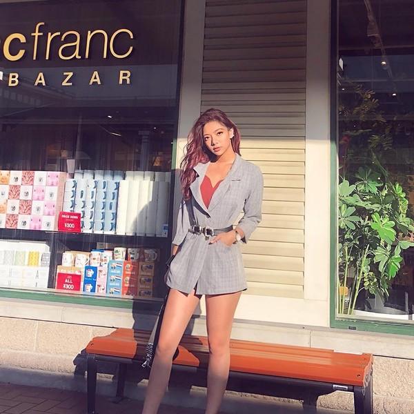 Katleen Phan Võ sở hữu vóc dáng nóng bỏng, săn chắc nhờ chăm tập võ và mê nhảy