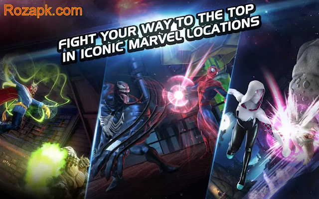 MARVEL Contest of Champions Mod Apk+Data v6.1.0 Latest Version For Android