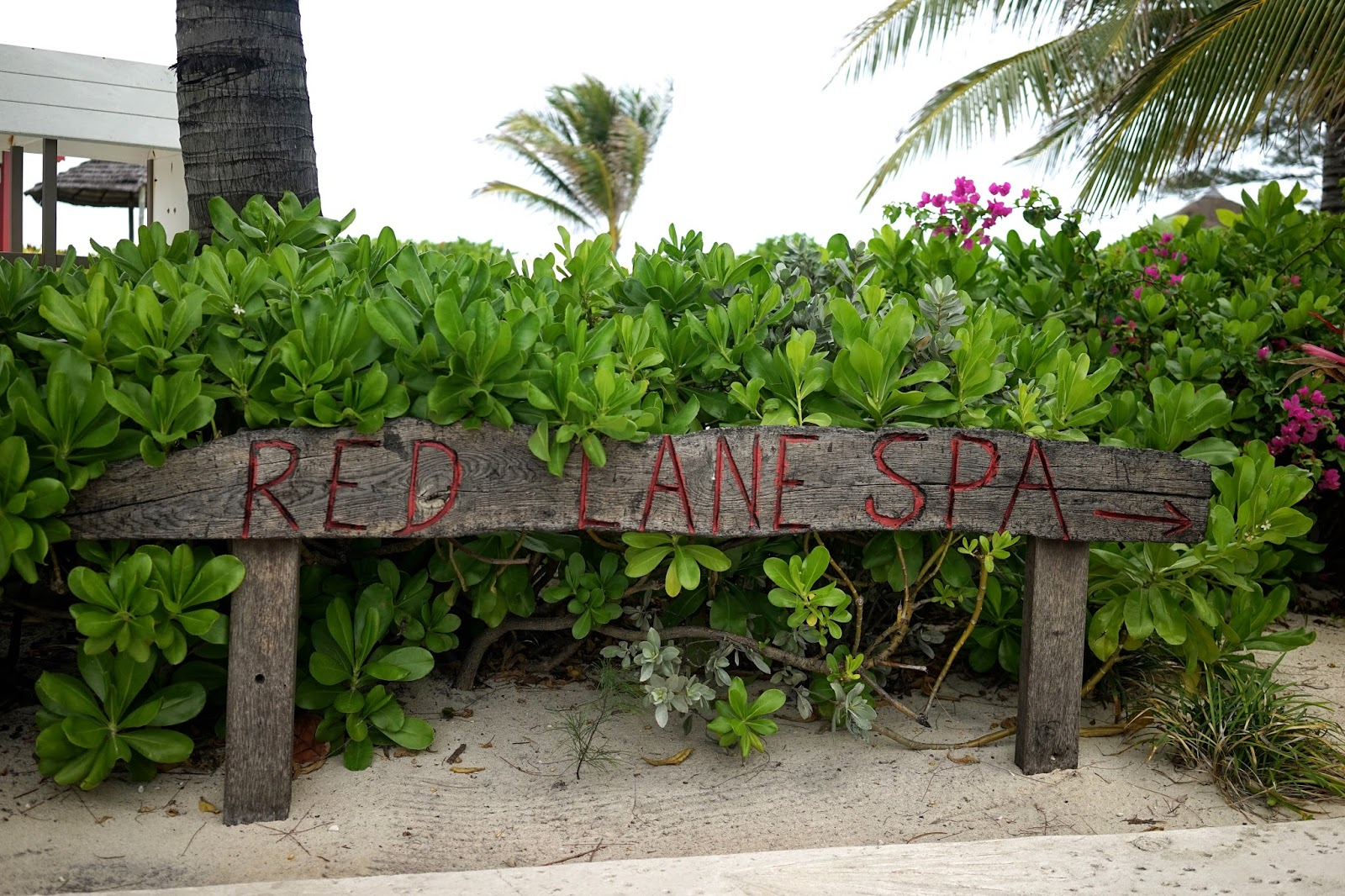 red lane spa nassau