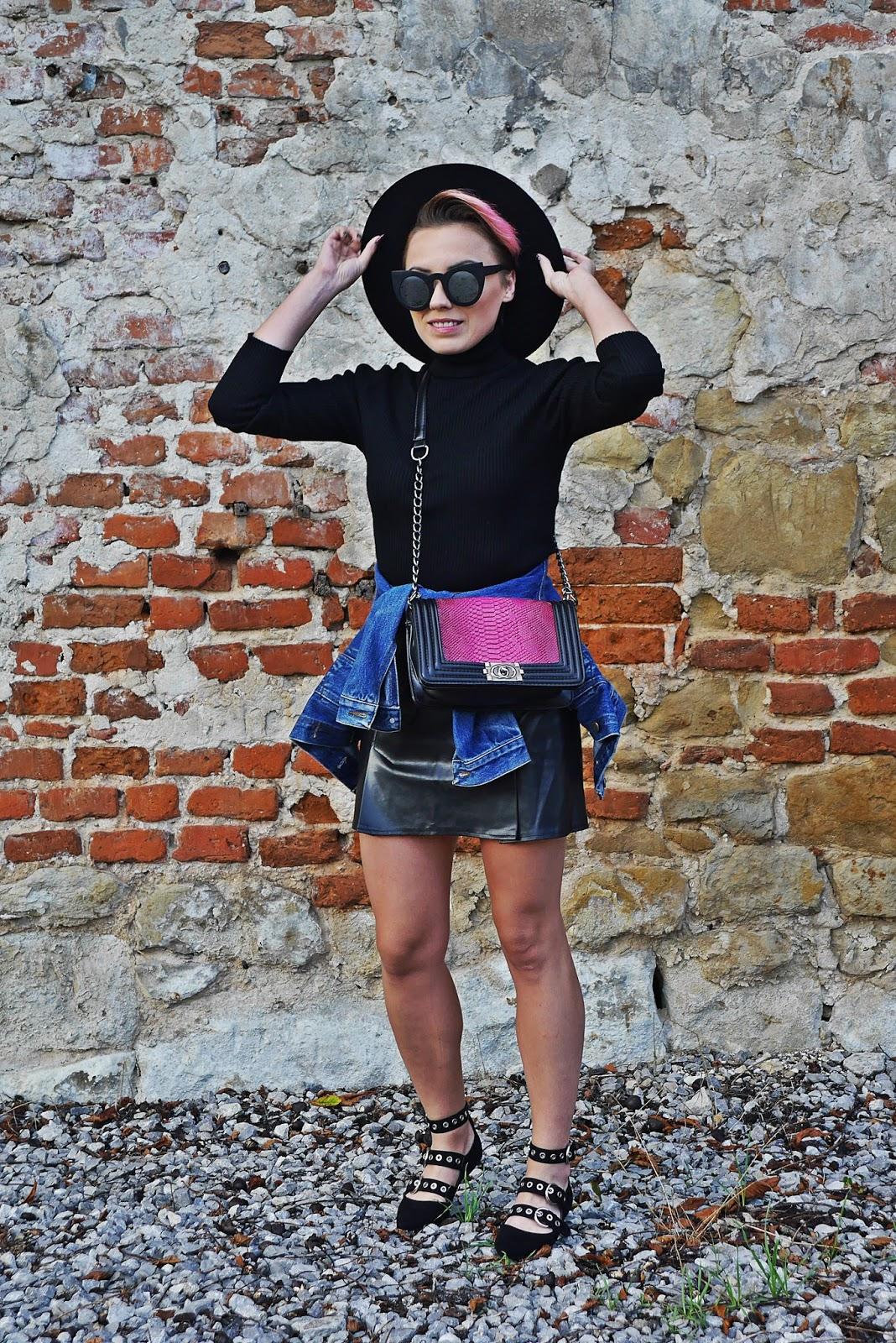 1_czarna_spodnica_skora_baleriny_reserved_torebka_chanel_karyn_blog_210817