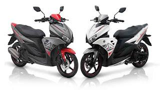 Ordering Yamaha Aerox already 800 Unit