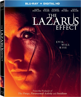 Blu-ray Review: The Lazarus Effect