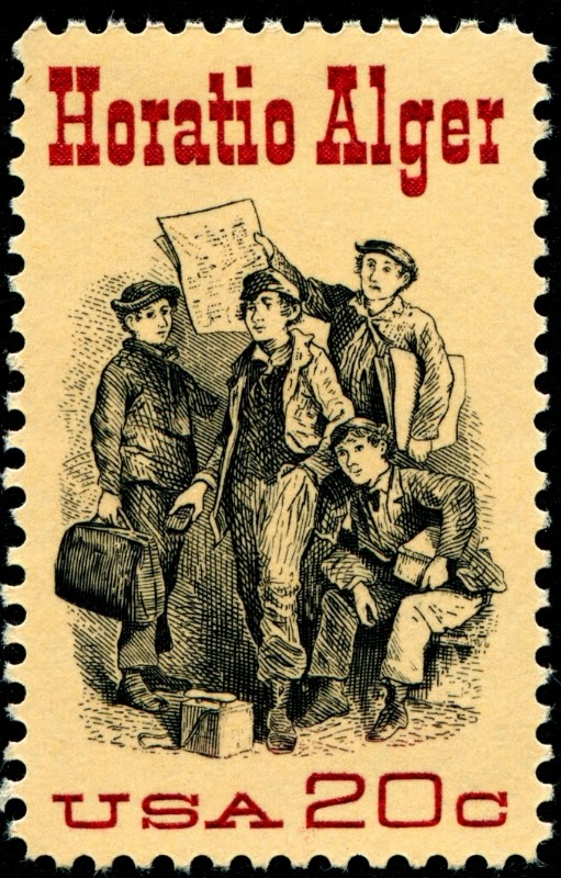 Guy Dads: Gay and Bisexual Men on US Postage Stamps