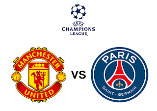 Manchester United versus Paris Saint Germain