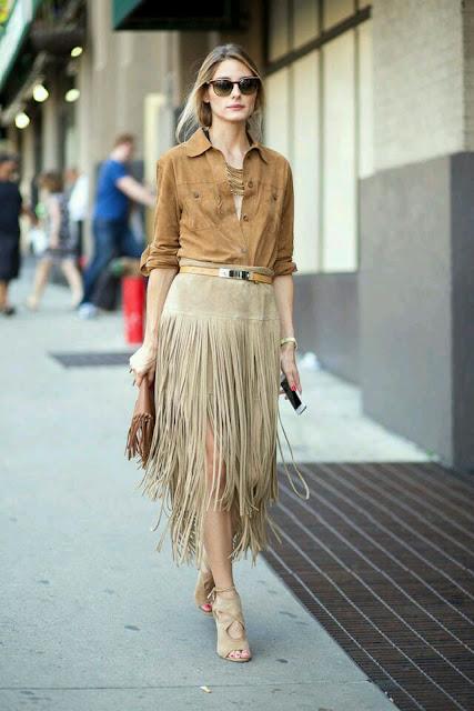 tendenza frange tendenza primavera estate 2019 come abbinare le frange outfit frange fringes style mariafelicia magno colorblock by felym fashion blogger italiane