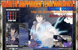 Download Thema Uchiha Sasuke
