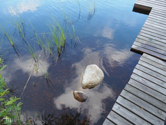 mökkilaituri Pohjois-Karjalassa