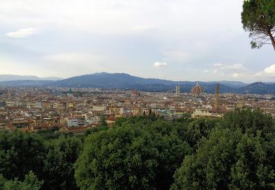 Forte di Belvedere View by Igor L.