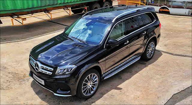 Mercedes GLS SUV tăng giá từ tháng 1-2019