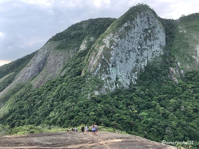 Pedra do Elefante em Itacoatiara
