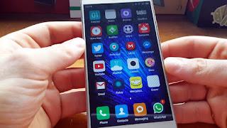 Stock ROM Redmi Note 3 Pro Kenzo Miui 9 Plus UBL