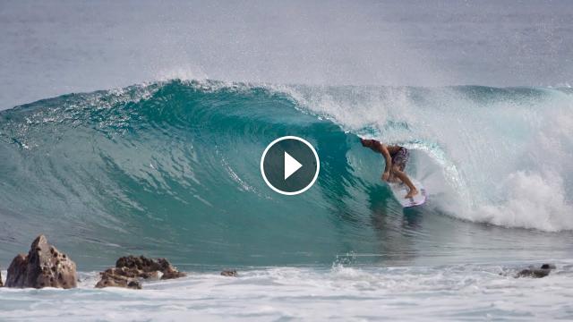 Surfing On Rocks - Light Speed Epoxy