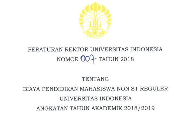 Informasi Biaya Pendidikan Universitas Indonesia Salah Satu Kampus Terbaik di Indonesia
