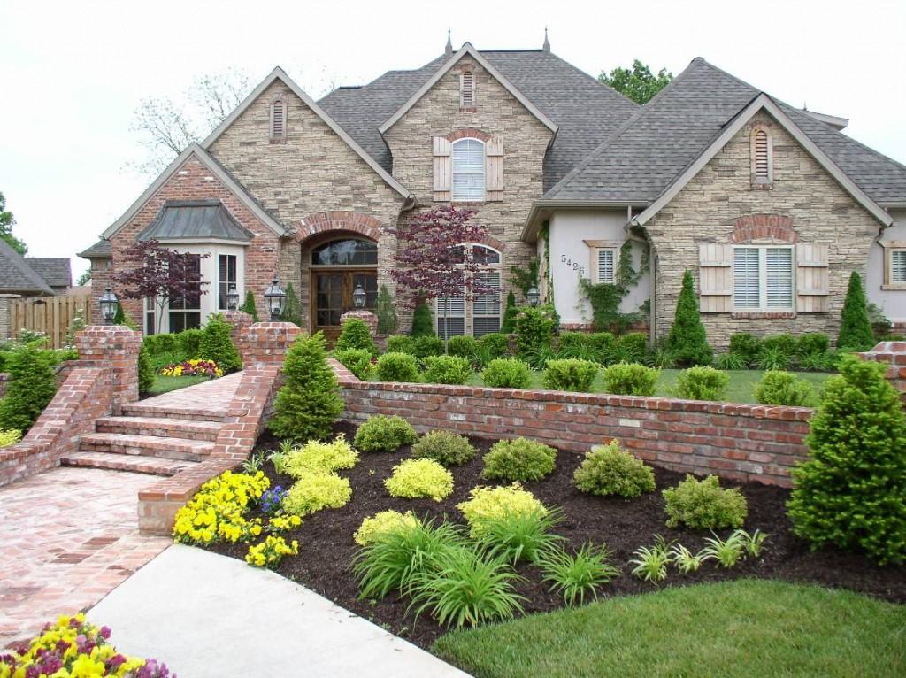 Best Front Yard Landscaping Design Ideas ~ Landscape Design on Outdoor Front Yard Ideas id=45598
