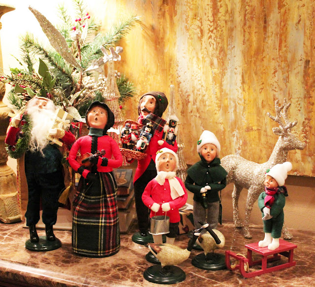 Byers Choice Carolers: JBigg's Little Pieces: Byers Choice Carolers