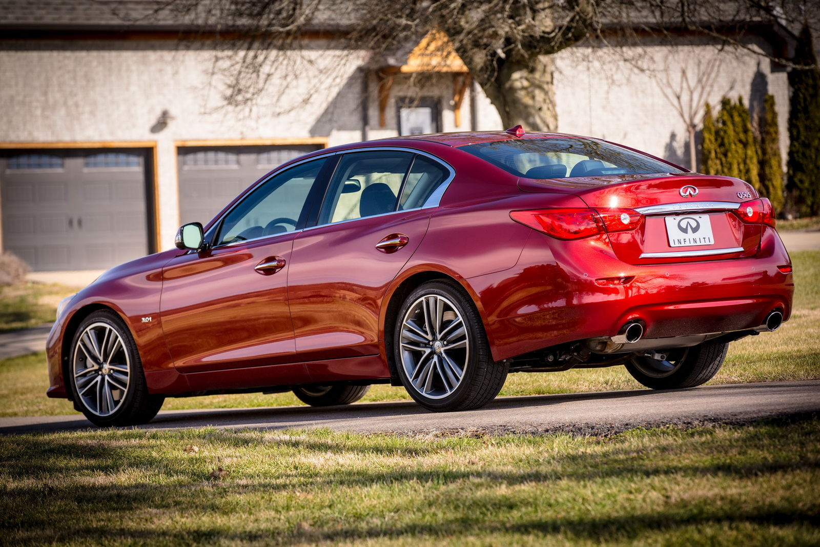 Infiniti S 400hp Twin Turbo Q50 Priced From 47 950