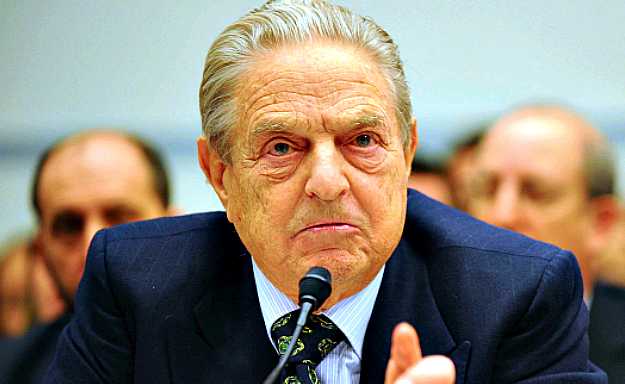Soros Pledges Renewed Fight Against 'Dominant Ideology' of Nationalism, Says EU 'on Verge of Breakdown'
