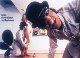 The Active Scrawler: Scariest masks in the movies A Clockwork Orange Mask