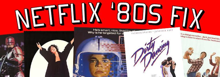 Netflix '80s Fix: RoboCop Gets Moonstruck By D A R Y L