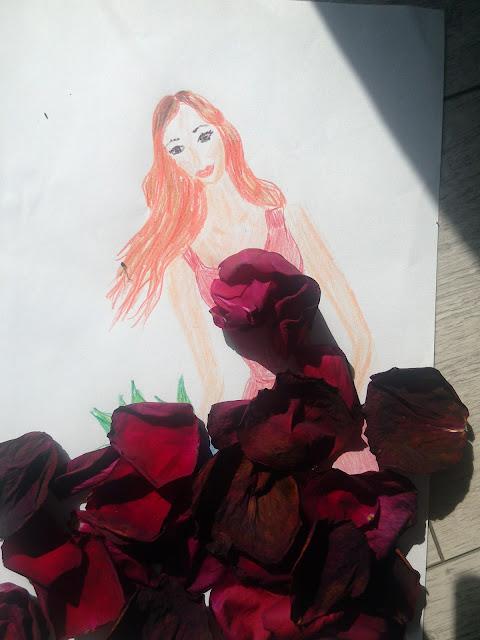 #modaodaradosti #modnailustracija #sretnanova #drawing #pencildrawing