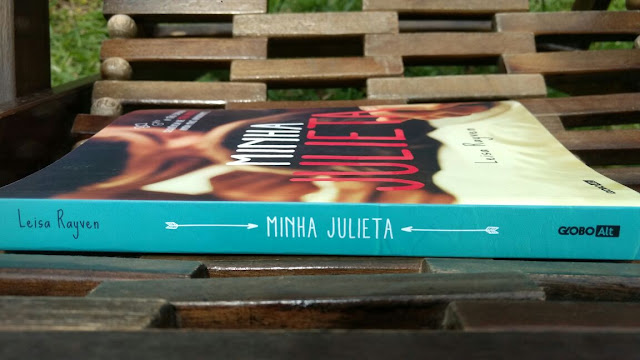 Resenha Livro Minha Julieta