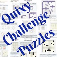 Quixy Challenge Puzzles