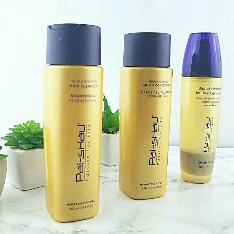 Pai Shau Tea Infused Hair Care | The Real Scoop 2