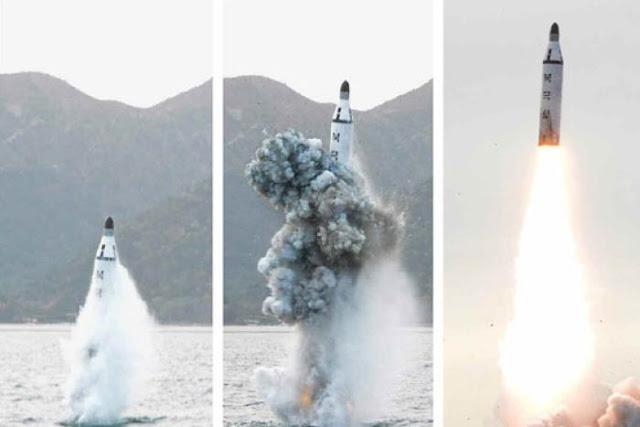 Coreia do Norte lança quatro mísseis no mar do Japão em novo desafio à comunidade internacional