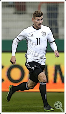 Timo Werner Germany Alemanha Maanschaft