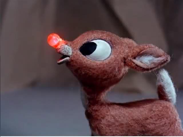 Resultado de imagem para rudolph a rena do nariz vermelho 1964