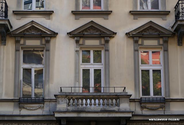 okna Warszawa Warsaw Władysław Marconi Śródmieście architektura