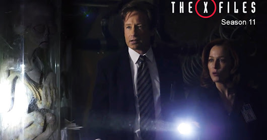 Regresan a FOX 'Los Expedientes X' con su temporada 11