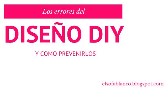 errores diseño blog