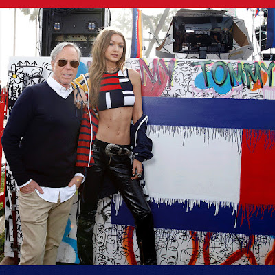 Tommy Hilfiger, Gigi Hadid, TOMMYXGIGI, Tommy Girl, TommyNow, See Now Buy Now, Hilfiger Collection, woman, fashion,