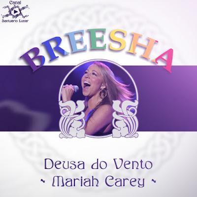 Mitologia Pópica - Deusa do Vento - Mariah Carey