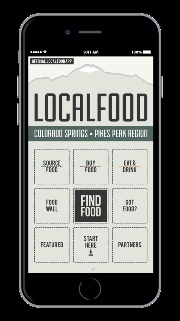 LocalFood App