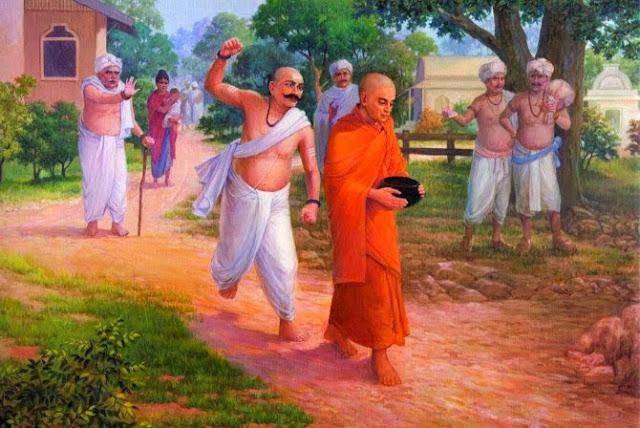 Đạo Phật Nguyên Thủy - Kinh Tăng Chi Bộ - Năm sự nguy hại khi phỉ báng bậc Thánh