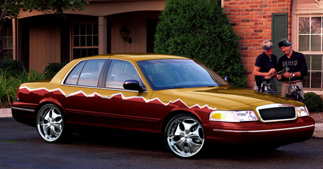 ford crown victoria tuning