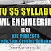 S5 Syllabus Civil Engineering [CE S5]