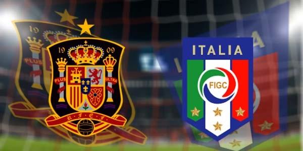 Spanyol vs Italia