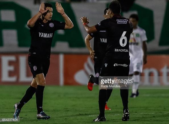 Chapecoense é surpreendida e perde na estreia em casa pela Libertadores