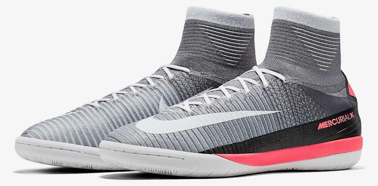 f26781f103c Grey Nike MercurialX Proximo II 2016-2017 Boots Released - Footy ...