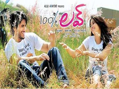 songs: 100% Love Telugu Movie songs mp3 free download