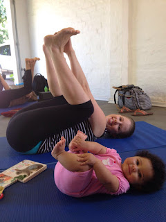 Mums and Babes Yoga