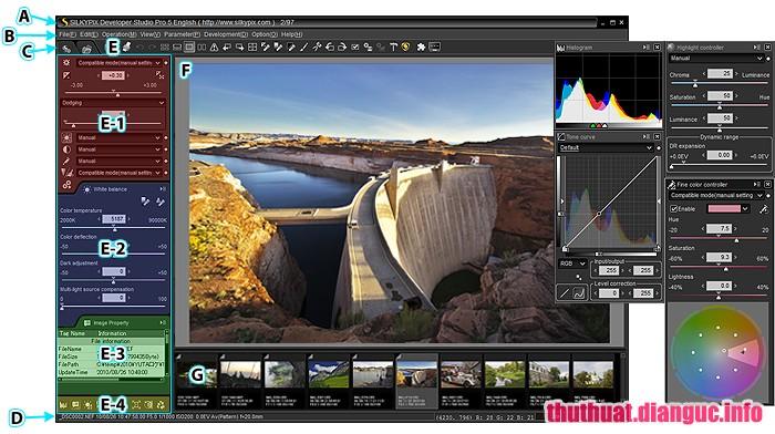 Download SILKYPIX Developer Studio Pro 8.0.23.0 Full – Phần mềm xử lý ảnh RAW