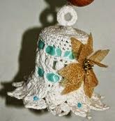 http://mislaboresconamor.blogspot.com.es/2014/04/campana-crochet.html