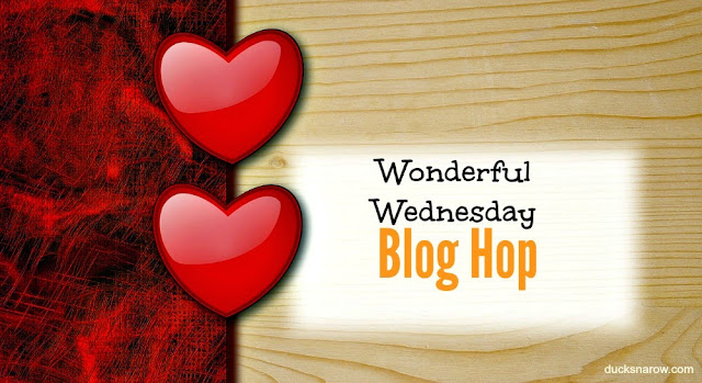 Wonderful Wednesday Blog Hop #49